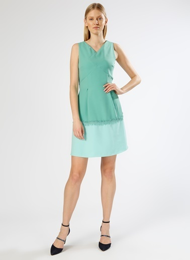 Random Elbise Yeşil